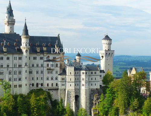 Visit Neuschwanstein Castle With An Escort