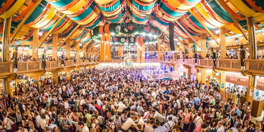 Celebrate Oktoberfest With Munich Escorts